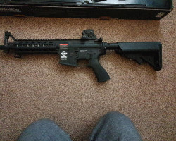 G&G CM16 raider - l dst - Used airsoft equipment
