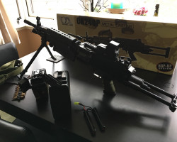 Classic Army M249 PARA - Used airsoft equipment