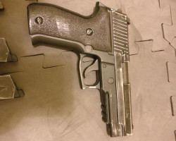 Full metal P226 GBB - Used airsoft equipment