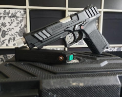 G&G GTP9 Black - Used airsoft equipment
