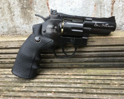 "2.5"" revolver - Used airsoft equipment"