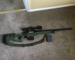 Sniper rifle - Used airsoft equipment