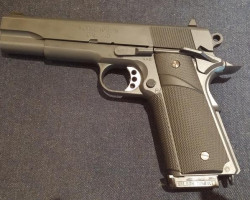 Western Arms Colt MEU pistol - Used airsoft equipment