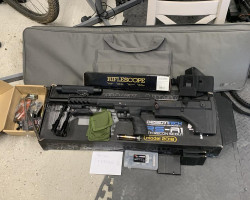 SRS A1 20 inch sport - Edgi - Used airsoft equipment