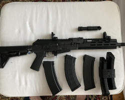 ARCTURUS Custom AK74 AK-04 - Used airsoft equipment