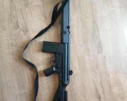 G3 rifle - Used airsoft equipment