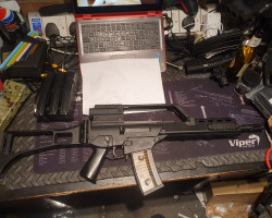 TM NGRS G36- Comes with 4 mags - Used airsoft equipment