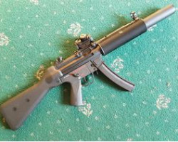 Custom Built G&G mp5 - Used airsoft equipment