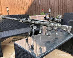 G&G AEG GR25 Sniper (Used) - Used airsoft equipment