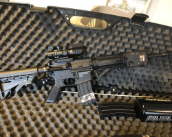 Tippmann M4 - Used airsoft equipment