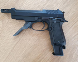 ASG M93R Raffica - Used airsoft equipment