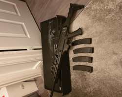 ASG Scorpion evo carbine - Used airsoft equipment