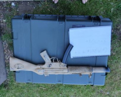 Mp5 SD6 fullstock - Used airsoft equipment